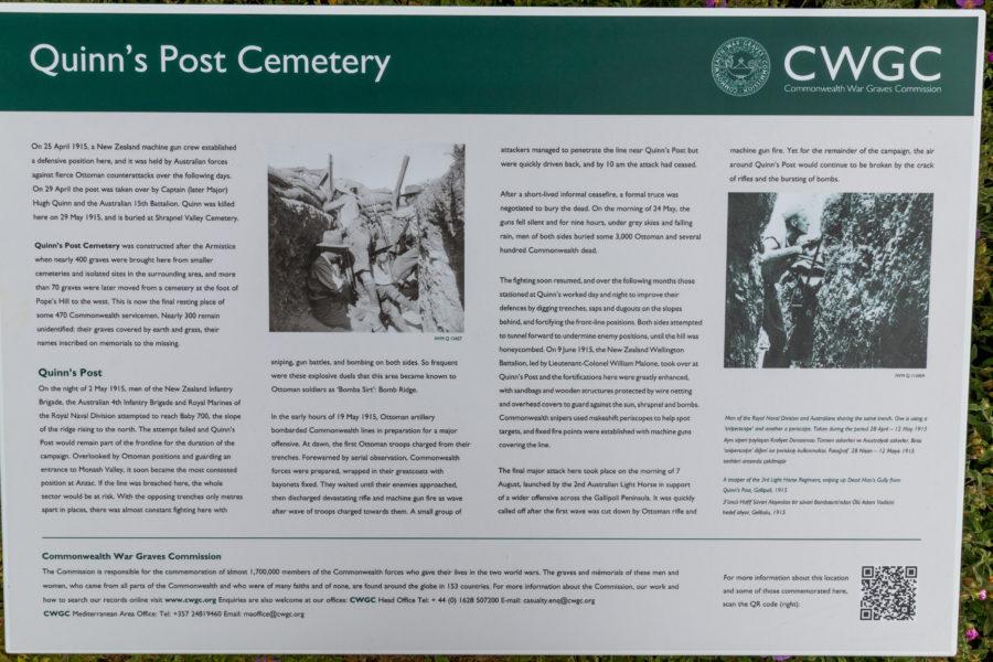 Quinns Post Cemetery