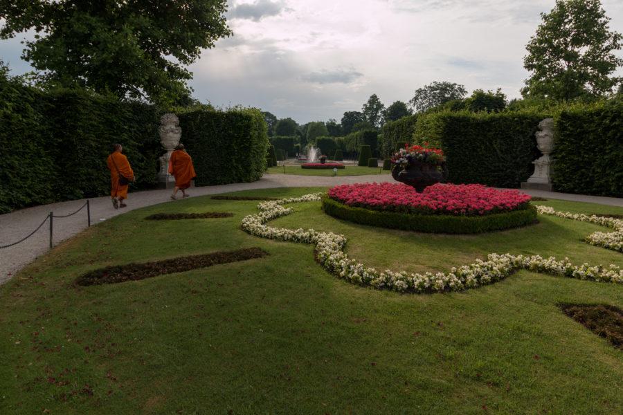 Gardens of Schonnbrunn