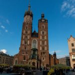 Centre of old town Krakow