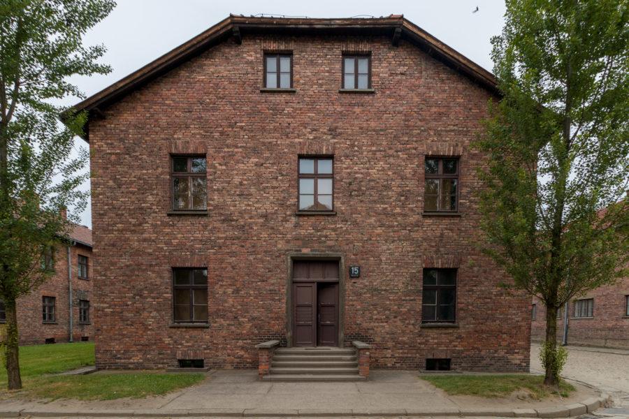 3 story barrack