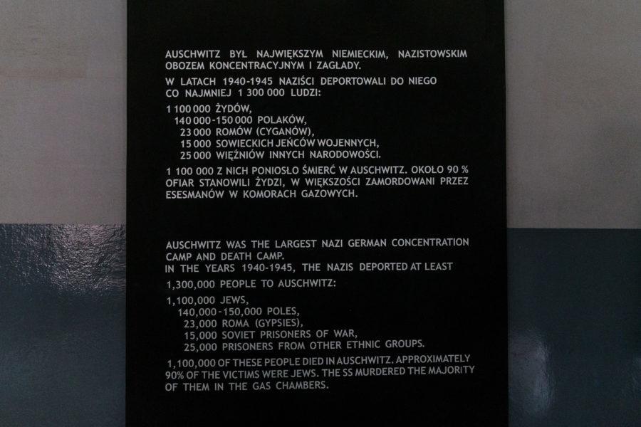 Statistics sign