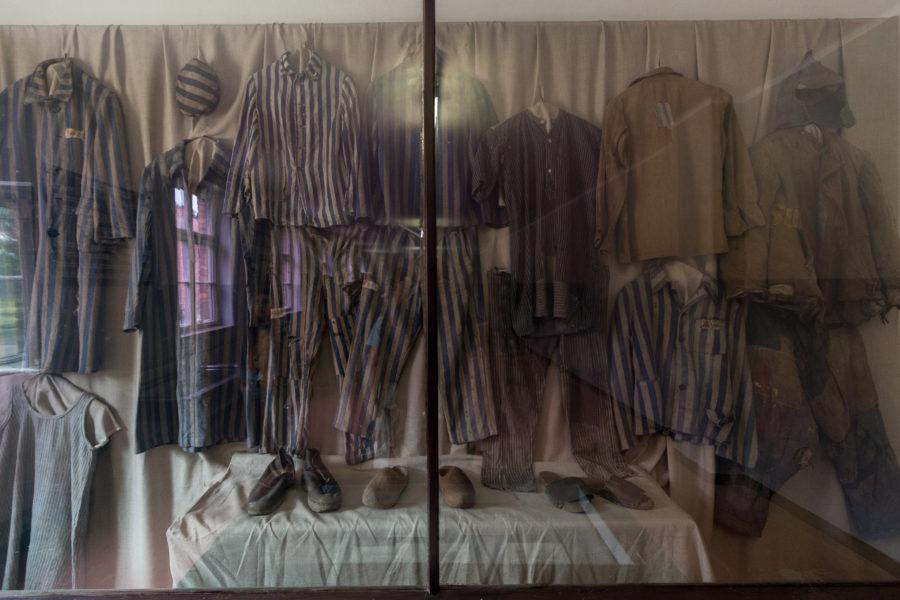 'Striped pyjamas'