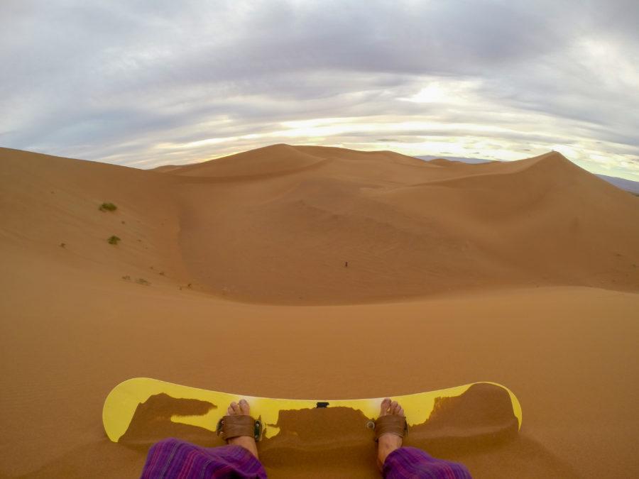Sahara Desert, Sun Surf Soul