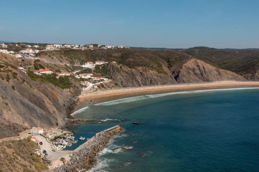 West coast cliffs