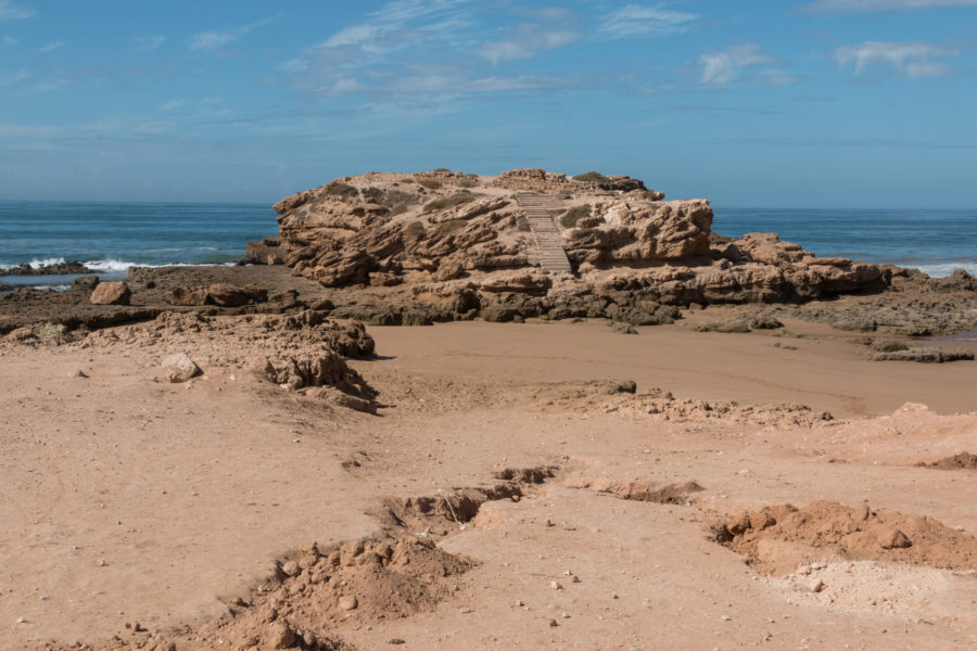 Landscape of Taghazout