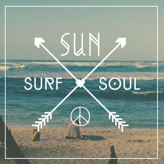 Sun Surf Soul logo