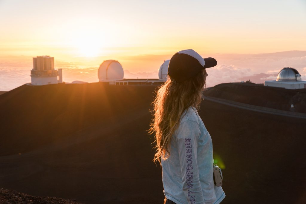The Hawaii Series – Mauna Kea Sunset, Big Island